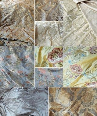 Элитные шторы и шелковые ткани для штор Англия и Италия - скидки до 80% Фото 1