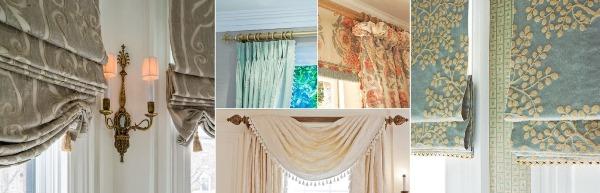 Шторы на заказ в Москве. Дизайн и пошив штор в салоне штор и дисконта элитных тканей Cosy Life Светланы Килинской. Фото 3