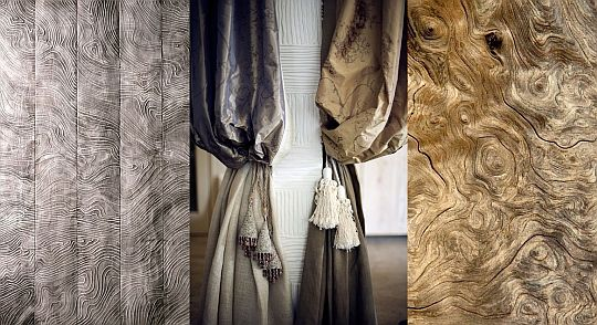 Шторы, дизайн текстильного интерьера на заказ Фото 5