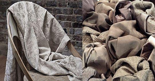 Выбор штор и дизайна текстильного интерьера на заказ Фото 16