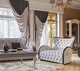 Фото 7 Шторы, современный дизайн классического интерьера гостиной