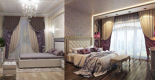 Шторы, дизайн текстильного интерьера, выезд дизайнера по Москве и МО Фото 17
