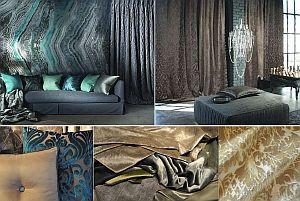 Фото 4 Дизайн штор на заказ, ткани – портьерные ткани и тюль от бюджетных до элитных