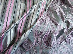 Шторы на заказ, элитные шелковые ткани - скидки 70 %