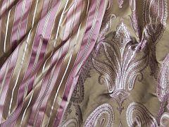 Шторы, элитные ткани - распродажа со скидками 70%
