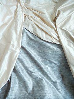 Элитные шелковые шторы и ткани - распродажа и ликвидация
