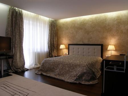 Шторы для спальни в современном стиле. Шторы, ткани для ...: http://2017190.okis.ru/foto.1581.html
