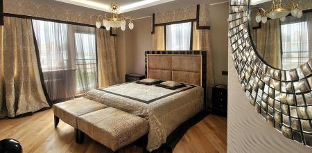 Дизайн квартиры, 107 квм