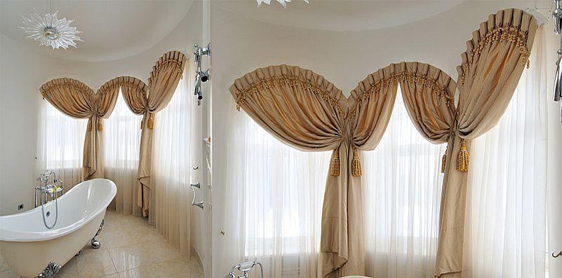 Идеи дизайн штор