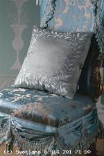 Чехол на стул и подушка