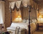 Балдахин классический для кровати